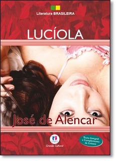Lucíola José De Alencar - Livro Novo