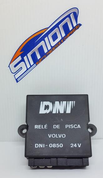 Relé De Pisca 24v 13t Scania Serie 3 Dni0860