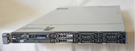 Dell R610 2x Sixcore 2.93 X5670 / 2xdiscos Sas300gb 10k Novo