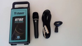 Microfone Staner, Modelo St-82 Original