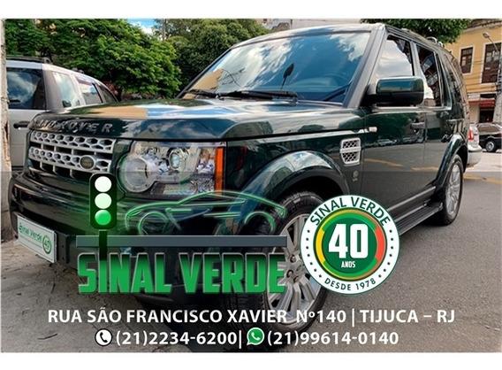 Land Rover Discovery 4 3.0 Se 4x4 V6 24v Bi-turbo Diesel 4p
