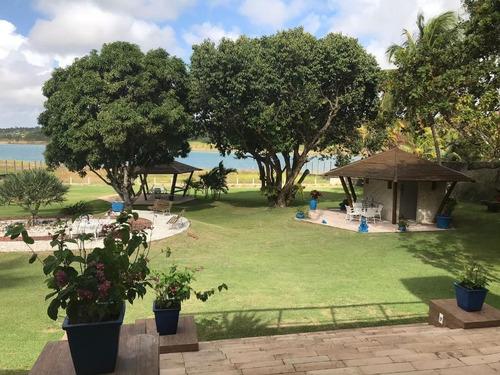Imagem 1 de 19 de Chácara Com 3 Dormitórios À Venda, 10000 M² Por R$ 3.500.000,00 - Lagoa Do Bonfim - Nísia Floresta/rn - Ch0011