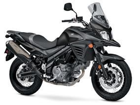 Moto Suzuki V-strom 650 Xt Abs Entrega Inmediata Permutas