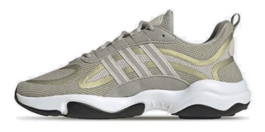 Tênis adidas Originals Haiwee Gold Metallic - Original