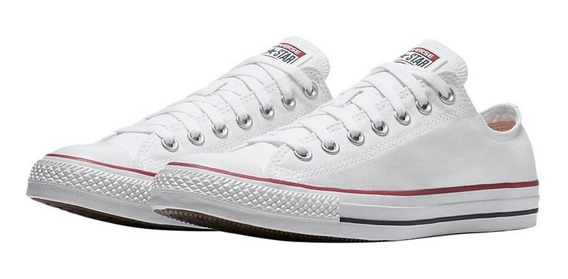 Converse Blanco All Star Classico 7652