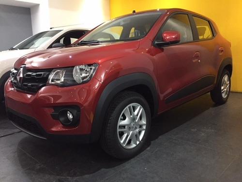Auto Renault Kwid 1.0 Zen Entrega Inmediata A Tasa 0%      W