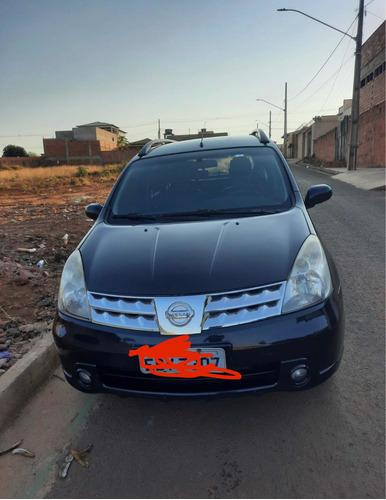 Imagem 1 de 11 de Nissan Livina 2011 1.8 Sl Flex Aut. 5p