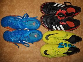 Zapatos Nike Y adidas Originales Para Niños Talla 33 Y 34