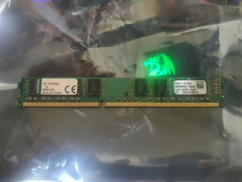 Imagem 1 de 1 de Memória Ram 8gb  Kingston Ktd Xps730c/8g 1.5v