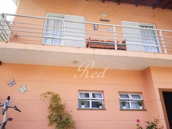Sobrado Com 3 Dormitórios À Venda, 150 M² Por R$ 650.000 - Parque Santa Rosa - Suzano/sp - So0613