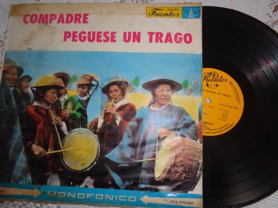 Lp Peguese Un Trago, Import - Música Do Equador