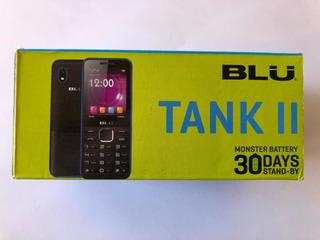 Celular Blu Tank Ii Vitrine