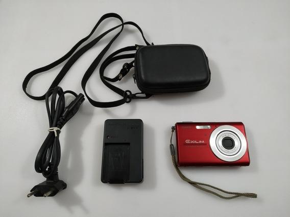 Câmera Digital Canon Exilm 7.2 Mega Pixels