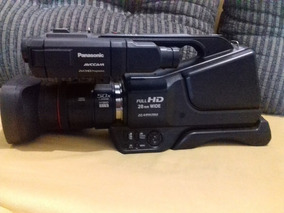 Filmadora Panasonic Ag-ac8 Full Hd