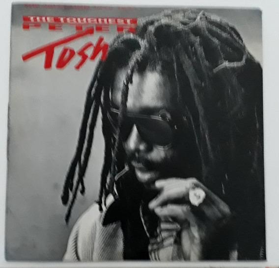 Lp Peter Tosh/the Toughest/selection/1978/1987/1988/b Estado