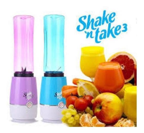 Licuadora Shake N Take 3 Con 1 Vaso Portable+obsequio