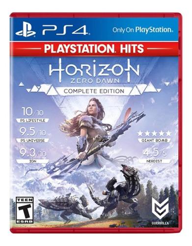 Horizon Zero Dawn Complete Edition - Ps4 Fisico Usado