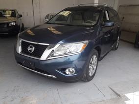 Nissan Pathfinder Advance Cvt