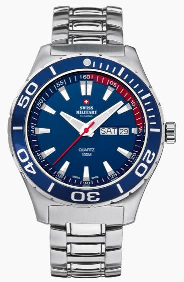 Relógio Swiss Military Sm34017