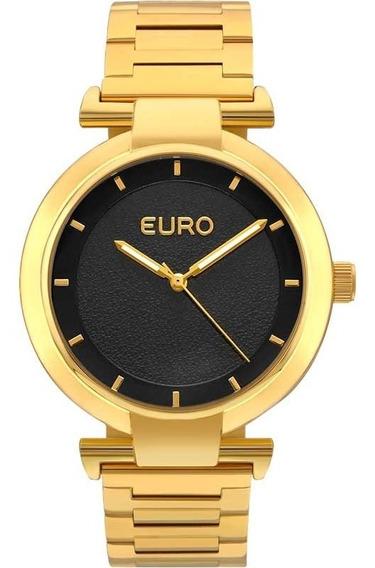 Relógio Euro Feminino Glam Euy121e6ae/4p
