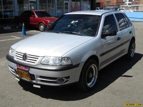 Volkswagen Gol 1.8 Mt 1800cc