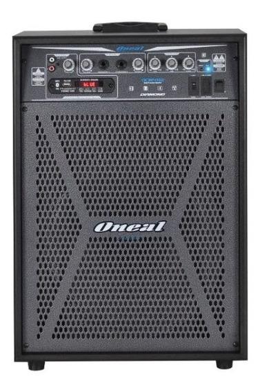 Caixa Amplificada Multiuso Oneal Ocm 4112