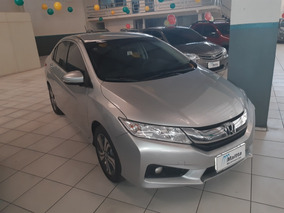 Honda City 1.5 Ex Flex Aut. 4p 2015