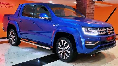 Volkswagen Amarok  2021 Min Anticipo O Tu Usado + Cuotas N