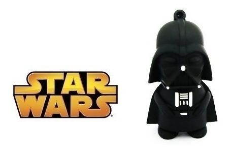 Pen Drive Darth Vader Star Wars 8 Gb - Frete Gratis-5 Unidad