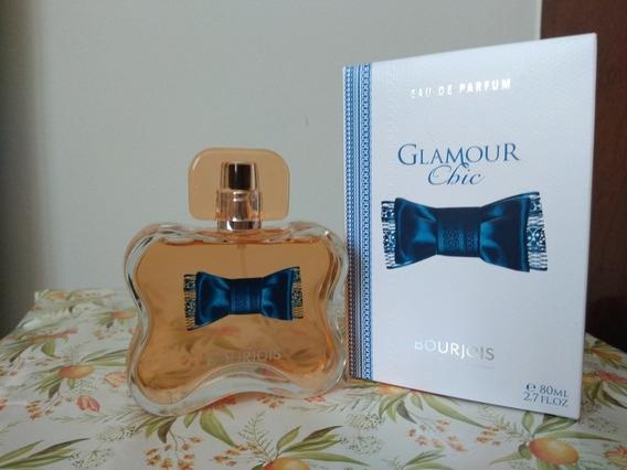 Perfume Glamour Chic Bourjois 80 Ml Usado