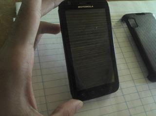 Motorola Axtri Mb860 Para Repuesto