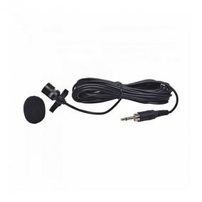 Microfone Lapela Ml-100s Leson Eletreto Unidirecional Com Ca
