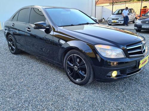 Mercedes-benz Classe C 2010 1.8 Classic Kompressor 4p