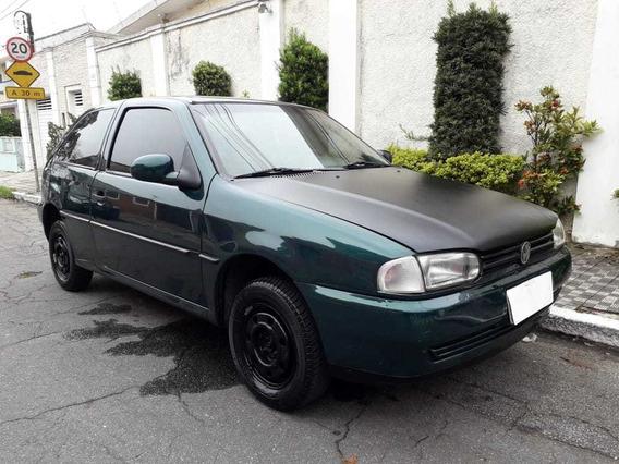 Gol 1.0 8v Gasolina 1998