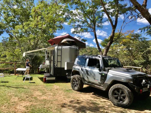 Trailer Home - Camping-motorhome