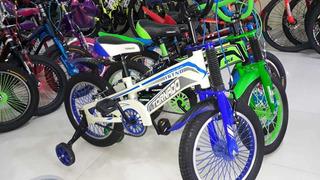 Bicicletas Rodado 16 (nuevas)