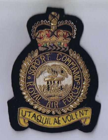Antiguo Distintivo Royal Air Force
