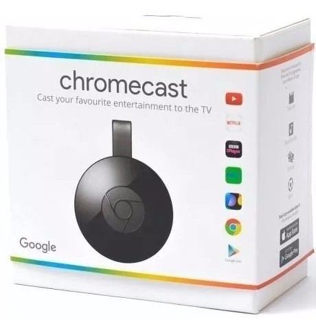 Google Chromecast 2 Original Chrome Cast 2 Novo Promoção