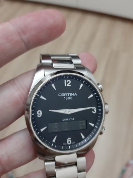 Relógio Certina Ds Multi-8, Desfazendo Colecao