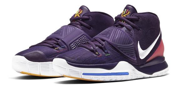 Tênis Nike Kyrie 6 Enlightenment Grand Purple