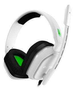 Auriculares Gamer Astro A10 Blanco Logitech Ps4 Xbox Pc