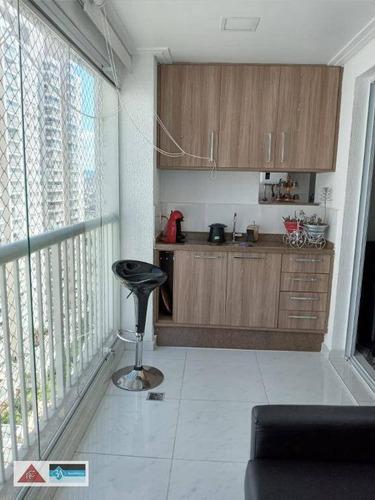 Imagem 1 de 23 de Apartamento Com 3 Dormitórios - Tatuapé - São Paulo/sp - Ap6697