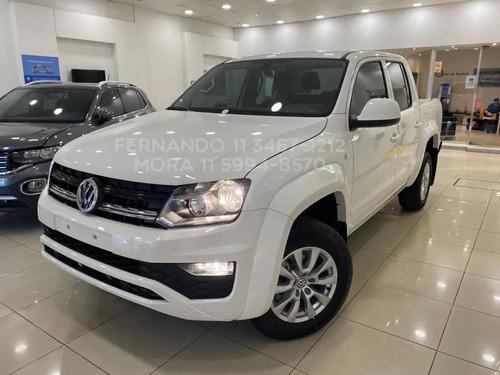 Volkswagen Amarok Comfortline Tdi 4x2 Automatica 0km 2021 D2