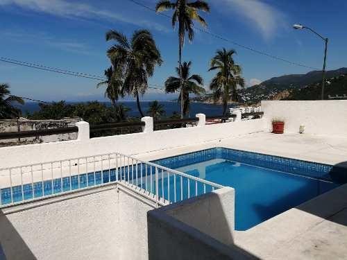 Venta De Departamento En Acapulco Frente Al Mar