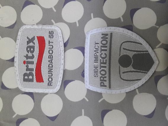Silla Porta Bebe Para Carro Con Su Base Marca Britax