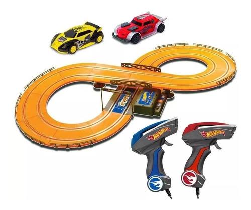 Pista  De Carrinho Hot Wheels Track Set - Multikids