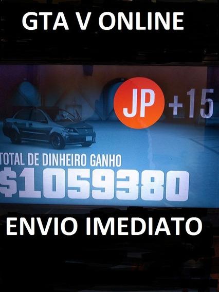 Dinheiro Em Gta V Online 20 Milhões Ps4