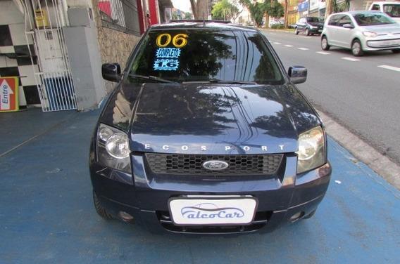 Ford Ecosport Xlt 1.6 / Completo / 2006 / Flex