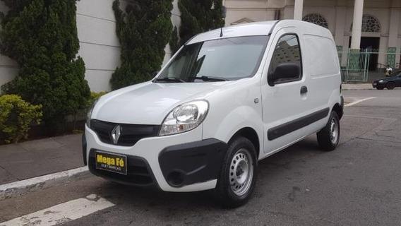 Renault Kangoo Express 1.6 16v Flex 2016 Branco Muito Nova