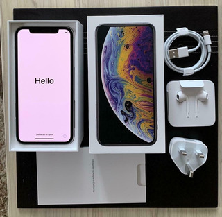 iPhone Xs 64gb Branco Usado Estado De Novo Vendedor Platinum